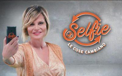 Selfie - Simona Ventura