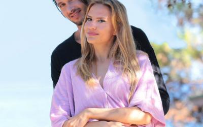 Antonio Lenti e Veronica Bagnoli