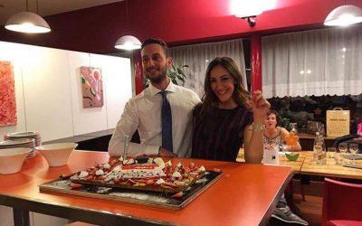 Francesca Baroni e Ruben Invernizzi