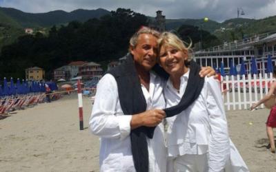 Gemma Galgani e Marco Firpo