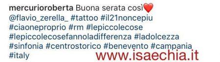 Instagram - Roberta Mercurio