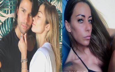 Karina Cascella, Luca Onestini e Soleil Sorge
