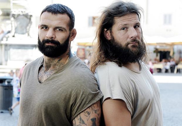 Martin Castrogiovanni e Alessio Sakara approdano a Tu Sì Que Vales!