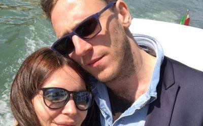 Carla Velli e Matteo Voltolina