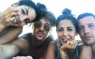 Giulia De Lellis, Andrea Damante, Martina Luchena e Daniele
