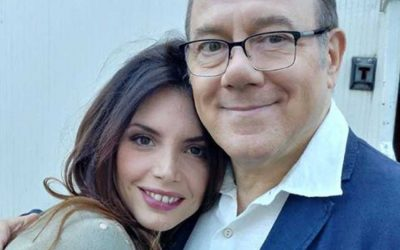 Ilenia Pastorelli-Carlo Verdone