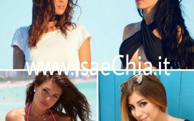 Martina Luchena, Giulia De Lellis, Clarissa Marchese, Giulia Latini