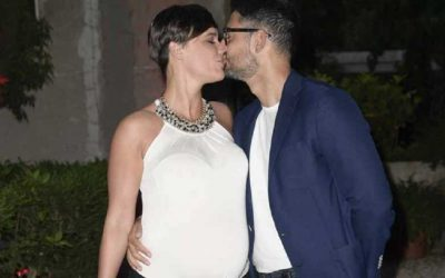 Roberta Giarrusso e Riccardo Pasquale