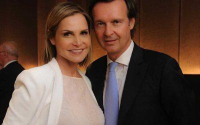 Simona Ventura e Gerò Carraro