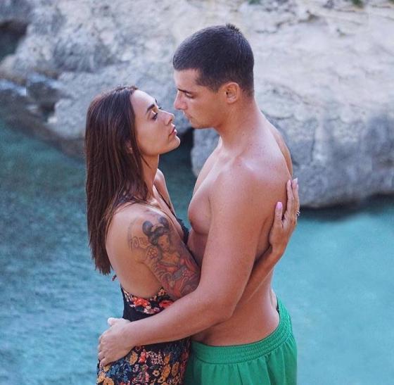 Sonia Lorenzini ed Emanuele Mauti