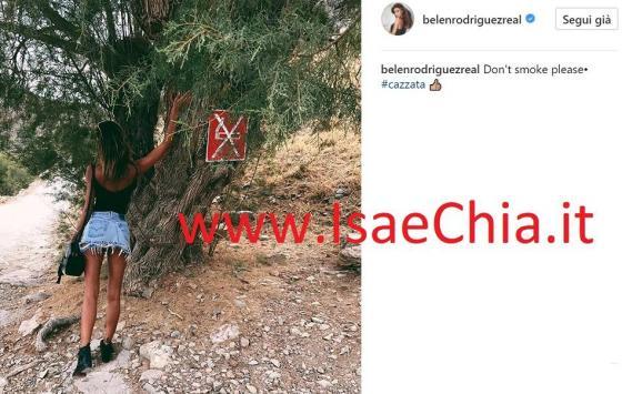 Instagram - Belen Rodriguez