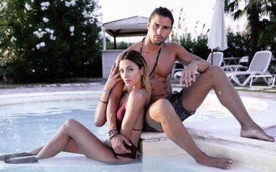 Luca Onestini e Soleil Sorge