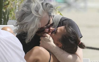 Morgan e Alessandra Cataldo