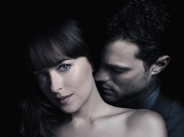 Cinquanta Sfumature di Rosso: Mrs. e Mr. Grey nel teaser poster italiano