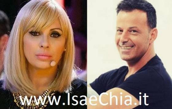 Tina Cipollari - Chicco Nalli