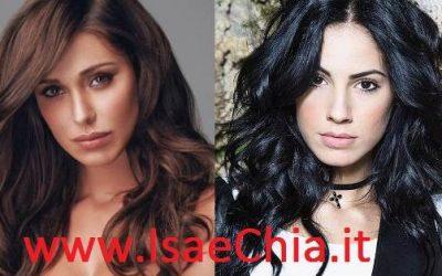 Belen Rodriguez - Giulia De Lellis