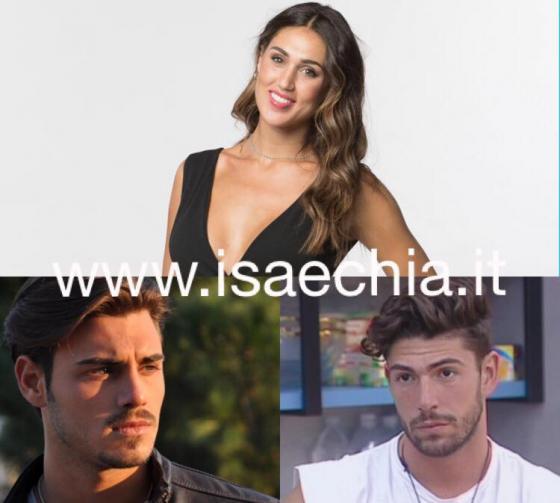 Cecilia Rodriguez - Ignazio Moser - Francesco Monte