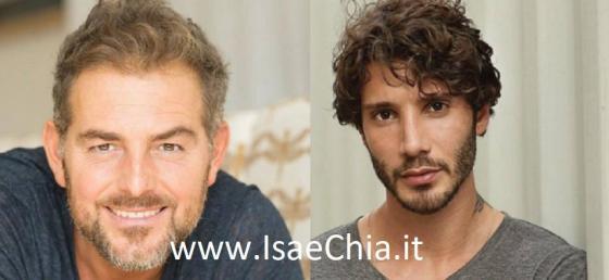 Daniele Bossari e Stefano De Martino