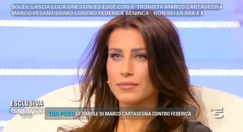 Soleil Sorge e Marco Cartasegna stanno insieme? Scoppia il gossip