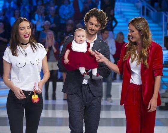 Francesca Rocco, Giovanni Masiero, Ginevra e Silvia Toffanin