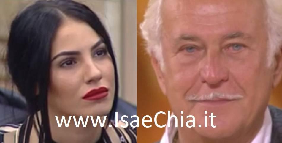 GF Vip 2 quinta puntata, Luca Onestini scopre il tradimento di Soleil?