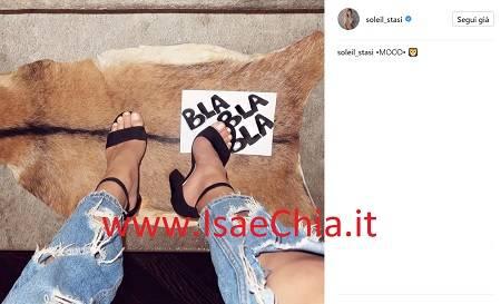 Instagram - Soleil Sorge