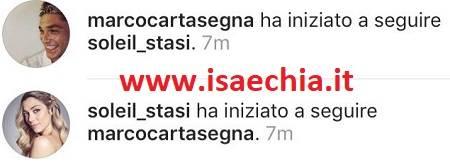 Instagram Sorge e Cartasegna