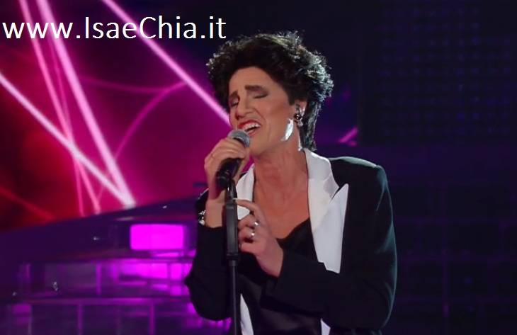 Annalisa Minetti piange a Tale e Quale. Gaffe di Emanuela Aureli