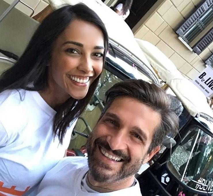 Juliana Moreira ed Edoardo Stoppa matrimonio a Milano: grande festa