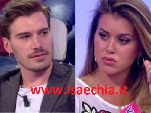 Alex Adinolfi e Valentina Colecchio