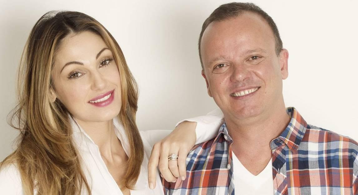 Gigi D'Alessio: 'Io e Anna Tatangelo non ci siamo mai lasciati'