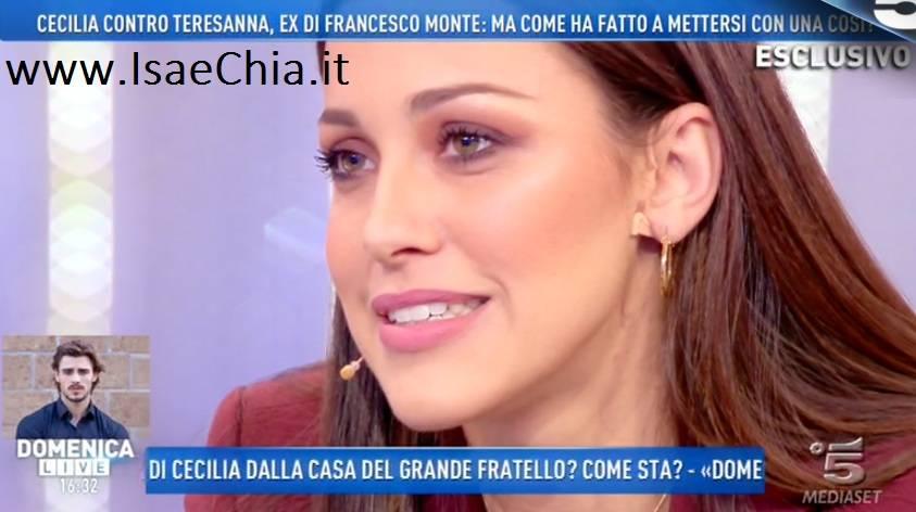 Gossip: Cecilia Rodriguez, come Jeremias, dice no alla D'Urso