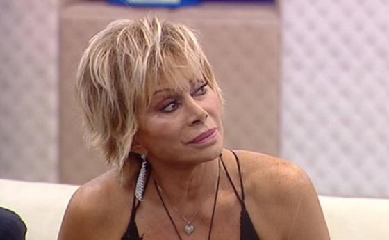 Grande Fratello Vip 2 - Carmen Russo