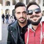 Alex Migliorini e Alessandro D'Amico