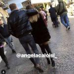 Esterna Angela Caloisi e Paolo Crivellin