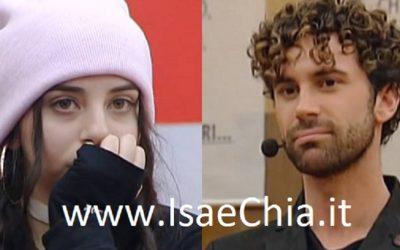 Grace Cambria e Luca Vismara