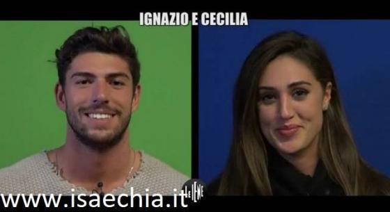 Le Iene - Cecilia Rodriguez e Ignazio Moser