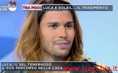 Mattino 5, Luca Onestini
