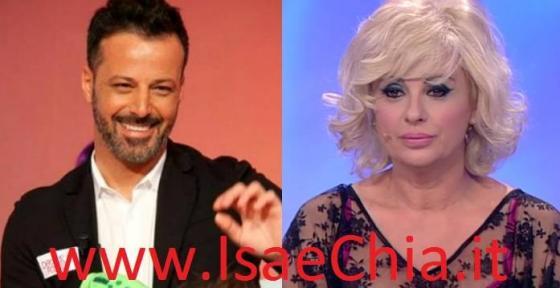 Chicco Nalli - Tina Cipollari