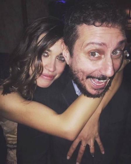 Luca Bizzarri e Ludovica Frasca