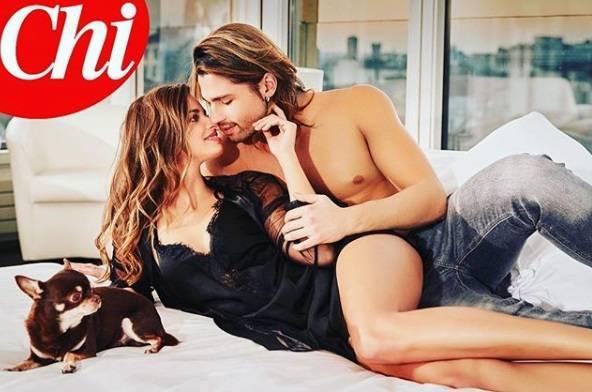 Luca Onestini e Ivana Mrazova: è scoppiato l'amore?