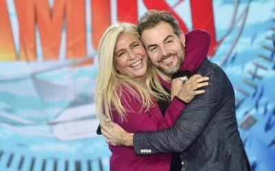 Mara Venier e Daniele Bossari