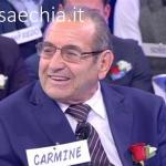 Trono over - Carmine