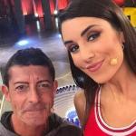 Valentina Vignali e Luca Laurenti