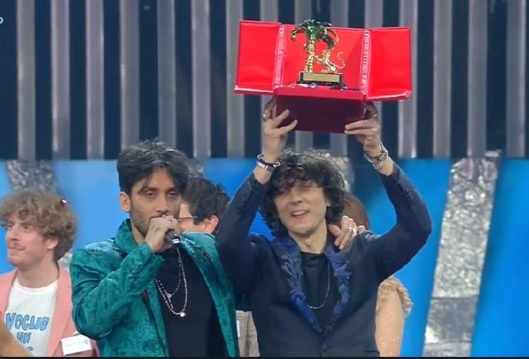 """Sanremo 2018, vincono Ermal Meta e Fabrizio Moro"""""""