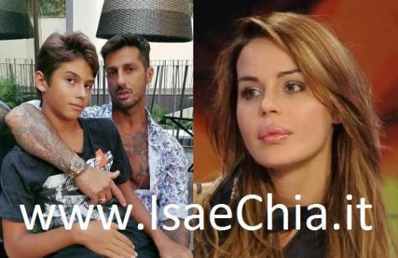 Fabrizio Corona - Carlos Maria Corona - Nina Moric