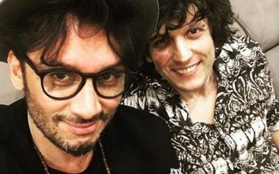 Fabrizio Moro ed Ermal Meta