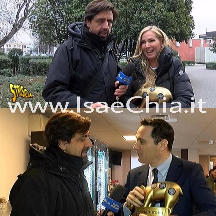 Federica Panicucci chiede scusa in diretta a Francesco Vecchi
