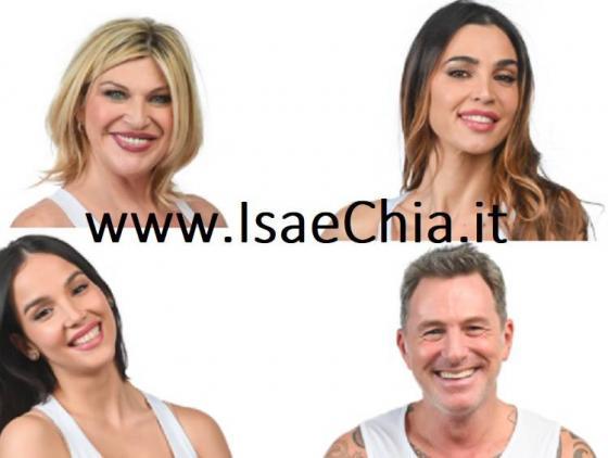 Nadia Rinaldi, Cecilia Capriotti, Paola Di Benedetto e Filippo Nardi