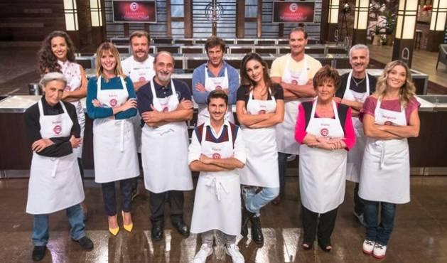 Celebrity MasterChef: eliminati Laura Barriales, Umberto Guidoni e Barbara Alberti